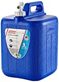 Best COLEMAN Water Bottles - Coleman Jug With Water Carrier, 5 Gallons, Blue Review