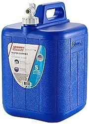 Ridgid 5 gallon water storage containers at Amazon | PreparednessMama