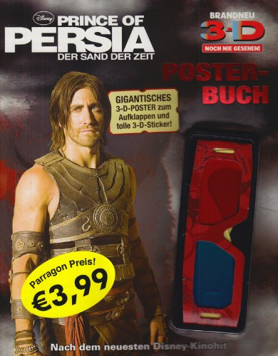 Disney: 3D Poster Prince of Persia: Der Sand der Zeit