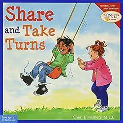 Social skills book list: Share and Take Turns