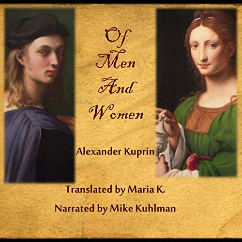 Of Men and Women audiobook cover art