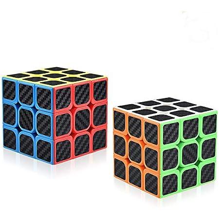 7x7x7 Zauberwürfel Magic Cube Twist Puzzle Geschwindigkeit Würfel für Anfänger