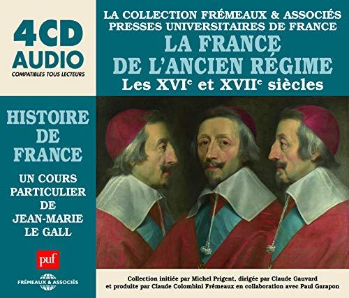 Histoire De France-La Collection Fremeaux/Puf-La F