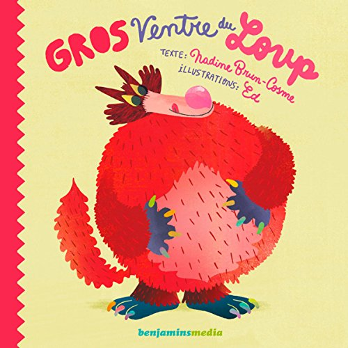 Gros ventre du loup audiobook cover art