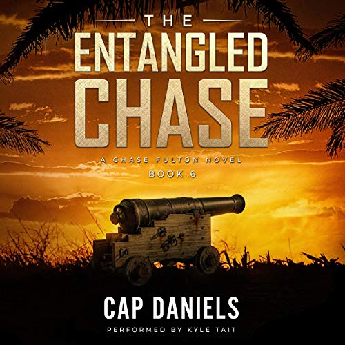 Couverture de The Entangled Chase