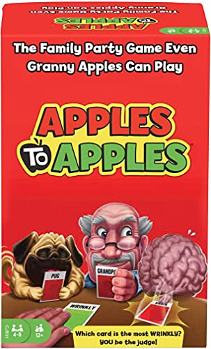 Apples to Apples Party Box [Packaging...
