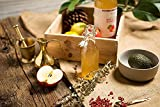 Viva Naturals Organic Raw Apple Cider Vinegar (Plastic Bottle)
