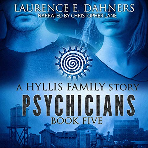 Psychicians Audiobook By Laurence E. Dahners cover art