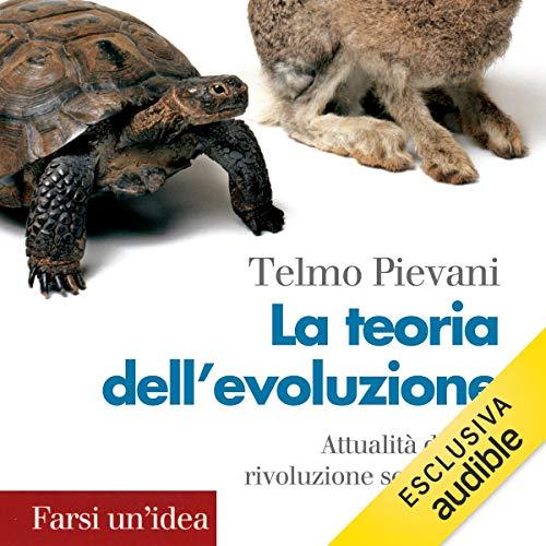 La teoria dell'evoluzione copertina