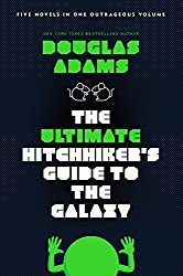 Cover The Ultimate Hitchhiker's Guide to the Galaxy