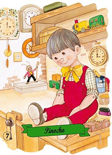 Pinocho: 07 (Troquelados clásicos)