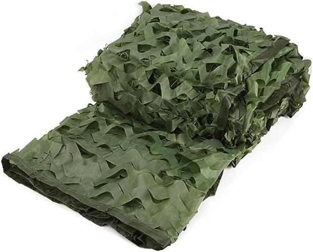 Zbm-zbm Camouflage Vert Camouflage décoration d'armée Fan réseau extérieur de réseau de Camouflage antiaérien d'ombre