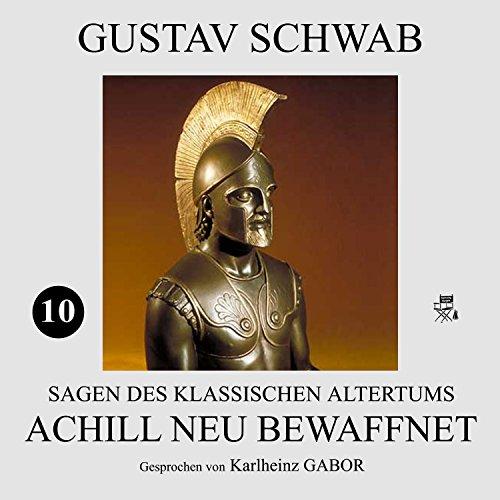 Achill neu bewaffnet audiobook cover art