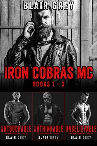 Iron Cobras MC Box Set: An MC Romance