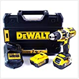 DeWalt perceuse-visseuse sans fil li-ion 18 v 5 ah DCD795P2-QW