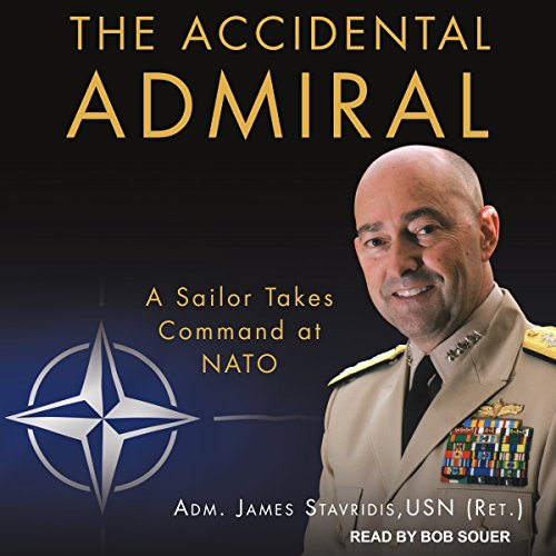 Couverture de The Accidental Admiral