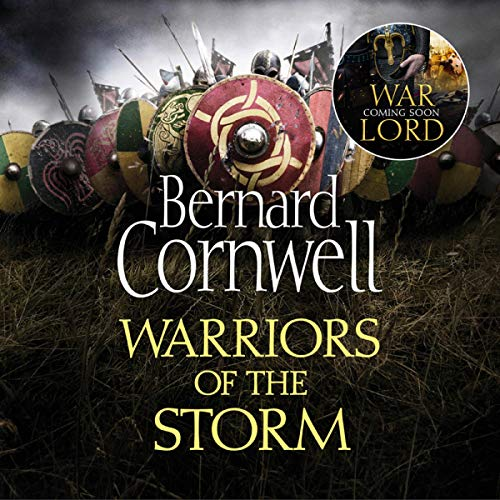 Warriors of the Storm cover art