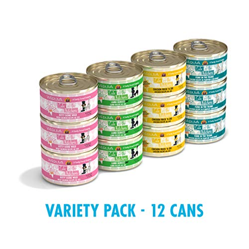 Weruva Cats in the Kitchen Variety Pack Cat Food (Pack of 12/12 Case)