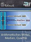 Arithmetisches Mittel Median Quartile Schulfilm Mathematik