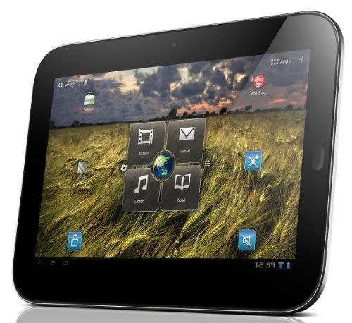 Lenovo IdeaPad K1 25,6 cm (10,1 Zoll) Tablet PC (NVIDIA Tegra T20, 1GHz, 1GB RAM, 32GB HDD, Android 3.0) schwarz