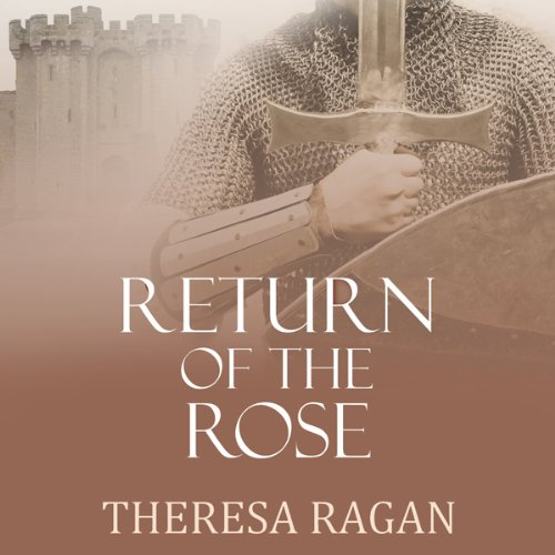Return of the Rose audiobook cover art