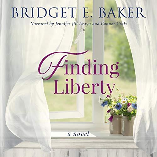 Finding Liberty Audiobook By Bridget E. Baker cover art