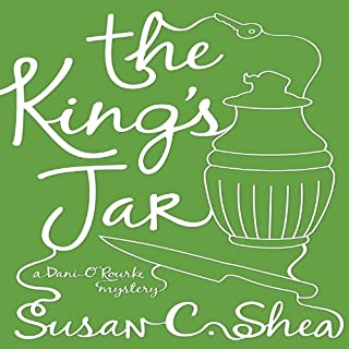The King's Jar audiobook cover art