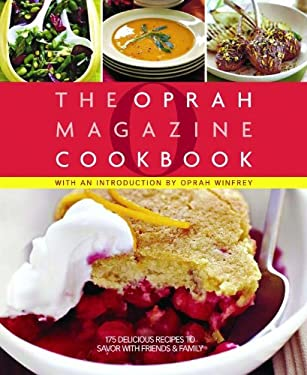 O, The Oprah Magazine Cookbook