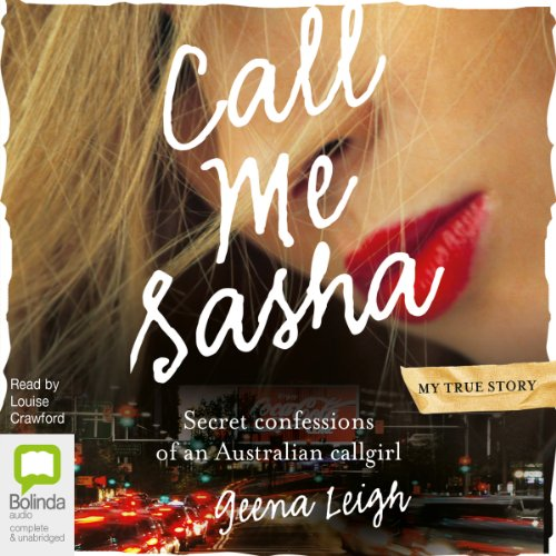 Call Me Sasha audiobook cover art