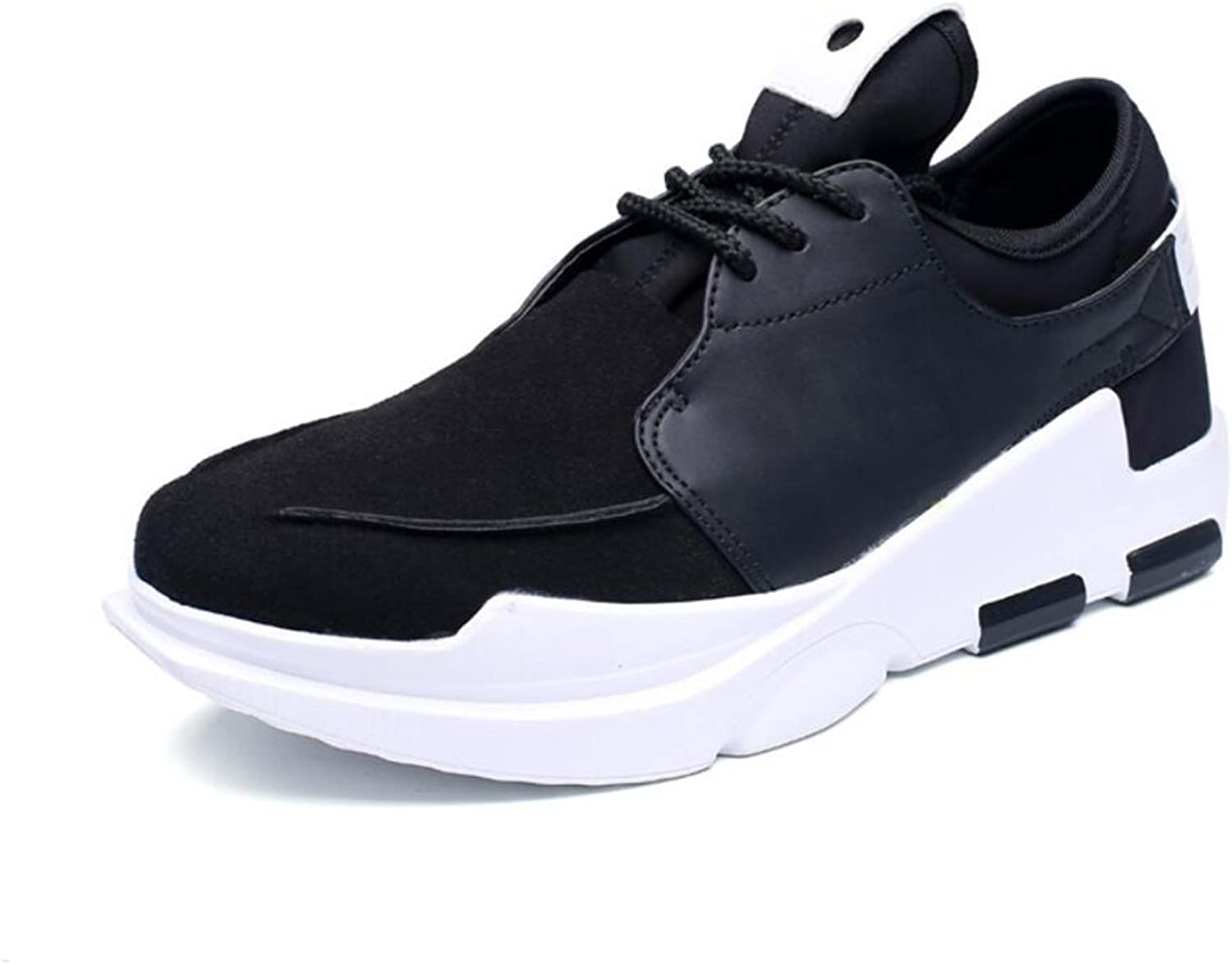 Men's shoes,Spring Fall,Breathable Low-Top Sneakers,Non-Slip Travel,Light Soles,Comfort Running shoes,Lightweight Walking shoes, Athletic shoes,Office Red, Black, Black White