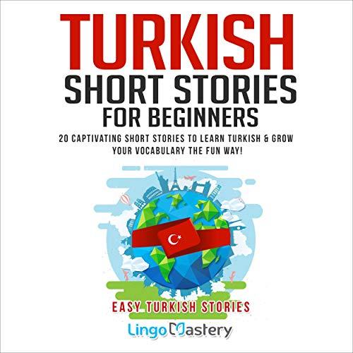 『Turkish Short Stories for Beginners』のカバーアート
