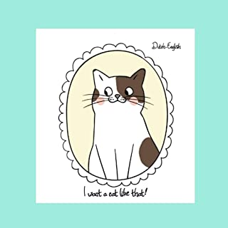 I want a cat like that!: Dutch-English Bilingual Picture Story Book