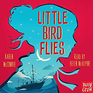 Little Bird Flies audiobook cover art
