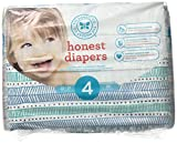 The Honest Company Diapers, Teal Tribal, Size 4, 29 Count