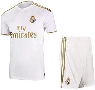 874c41f42e GKXDE Camiseta De Manga Corta para Adultos del Real Madrid, Camiseta Número  7 De Azar