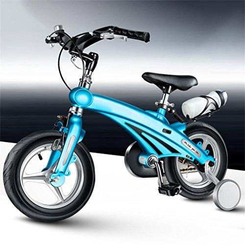 Les vélos d'enfants 12/14/16 Pouces bébé Mountain Bike Cadeau Guidon Foldable créatif Mode Mignon (Couleur : #3, Taille : 12 inches)