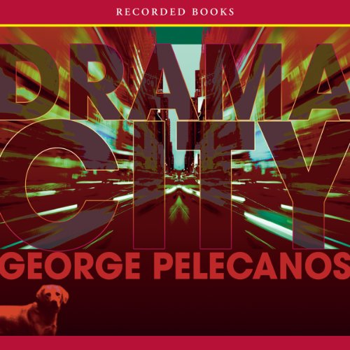 Drama City audiobook cover art