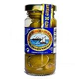 Aceituna rellena de filete de anchoa 90gr. Anxoves El Xillu. 12un.