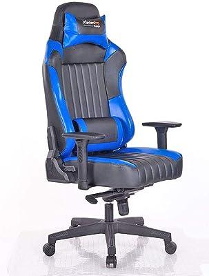 XtremPro 22034 Kappa Gaming Chair ブラック ブルー