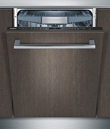 Siemens SX658X06TE iQ500 Wi-Fi Geschirrspüler A+++ / 237 kWh/Jahr / 2660 L/Jahr / AquaStop, Amazon Dash Replenishment fähig