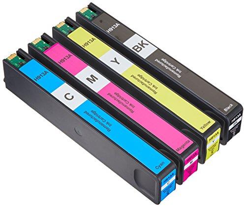 Peach Spar Pack Tintenpatronen kompatibel zu HP No. 913A