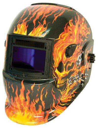 Nesco Tools 4652 Welding Helmet with Large Window