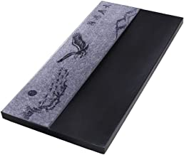 Da Zhan Hong Tu Wu Jin Shi Cha Pan Stone Kung Fu Tea Tray Natural Stone Tea Table,60303Cm