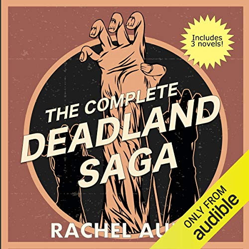 The Complete Deadland Saga cover art