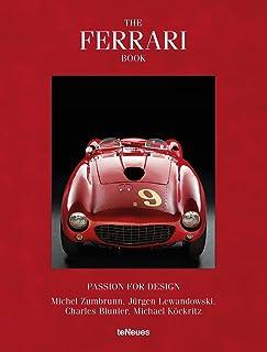 Ferrari Book: Passion for Design