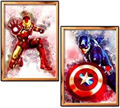 Best painting of captain america Reviews
