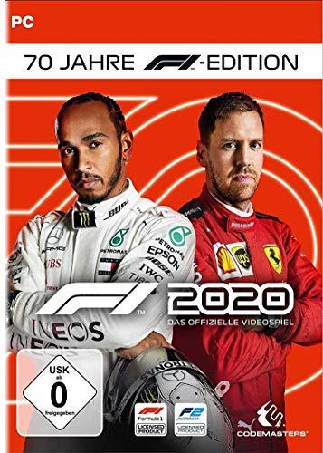 F1 2020 Seventy Edition Standard | PC Code - Steam
