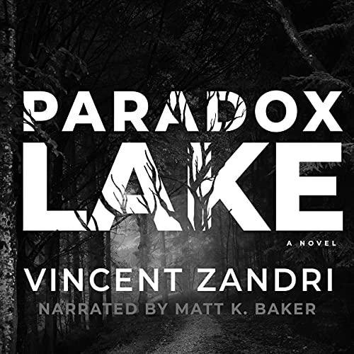 Paradox Lake Audiobook By Vincent Zandri cover art