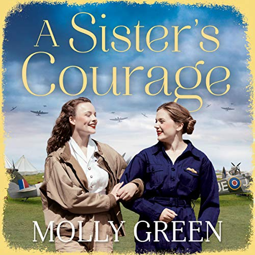 A Sister's Courage cover art
