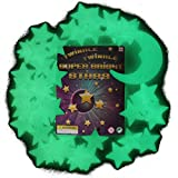 Twinkle Twinkle Super Bright Stars, The Ultimate Glow-in-the-Dark Stars, 49 Stars and 1